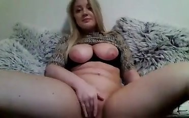 naughty stepsister loves fingering themselves