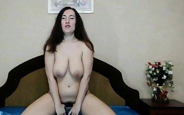 Hairy Ukranian Webcam