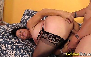 Golden Slut - Full-grown Bimbos Enjoying Doggystyle Compilation