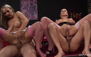 Big Busty Bang Bash Scene 2