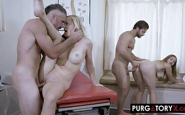 PurgatoryX: Fertility Hospital with Skylar Snow and Paisley Porter