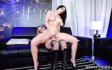 Get under one's Dutiful Stripper