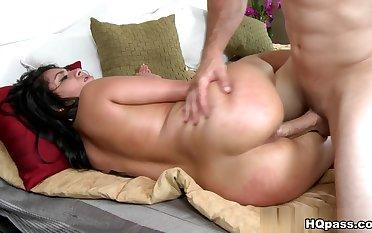 Horny pornstar in Exotic Latina, Shaved adult scene