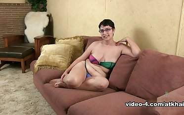 Exotic pornstar in Best Big Tits, Brunette porn video