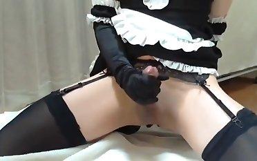 Japanese crossdresser