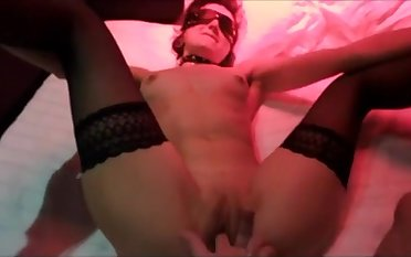 Blindfolded Fun - Kinky Fuck Movie