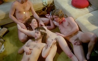 Amazing grown up video Group Sex great will enslaves your watch out