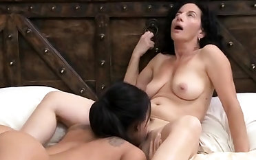 Two Hot Pornstar Want To Lick Ass Added to Share A Cum