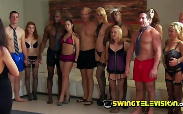 white-hot acid-head chick enjoy with swinger senior couples