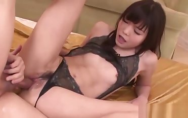 Megumi Shino Fullest completely Anal 3 Way